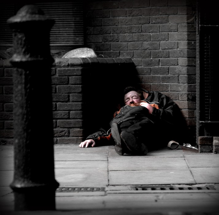 photoblog image Sleeping Rough